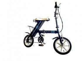 Helliot Bikes Daytona Bicicleta Eléctrica Plegable