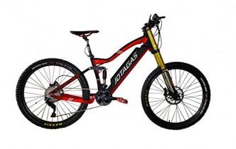 Jotagas Bicicleta Eléctrica de montaña JEB19 250W