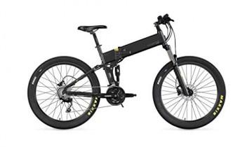 Bicicleta eléctrica MTB Plegable Legend ETNA Smart
