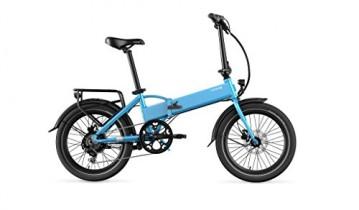 Legend eBikes Monza 36v10.4ah Bicicleta Eléctrica Plegable, Unisex Adulto
