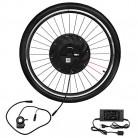 Lixada 700x23c Rueda Delantera Eléctrica Bicicleta Disco