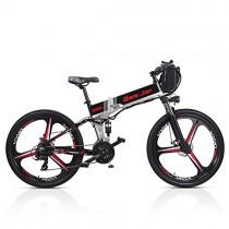 M80 Bicicleta plegable de 21 velocidades 48V * 350W