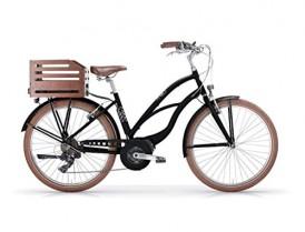 MBM – E-MAUI – bicicleta eléctrica 26» 7s 11.6Ah 418Wh – Negro – Mujer