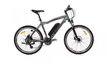Moma – Bicicleta Eléctrica Montaña