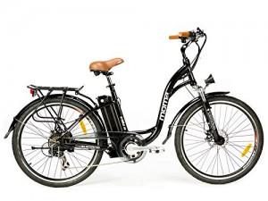 Moma – Bicicleta Eléctrica Paseo SHIMANO