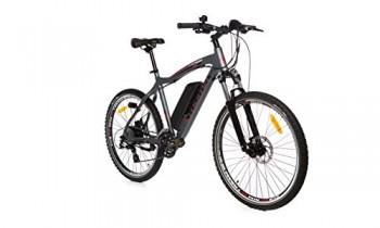 """Moma Bikes Bicicleta Electrica, Montaña EMTB-26 """""""