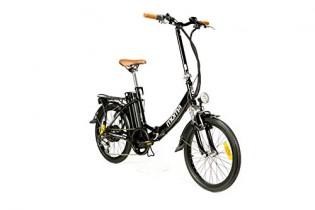 Moma Bikes Bicicleta Electrica Plegable, EBIKE-20