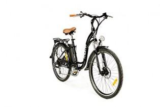 "Moma Bikes Bicicleta Electrica, Urbana EBIKE-26 """