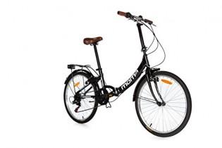 Moma Bikes Bicicleta Plegable Urbana TOP CLASS 24″