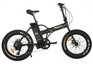 MoovWay Bicicleta eléctrica Fat Bike