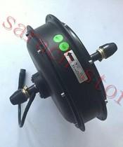 Motor para rueda delantera de bicicleta, 1500 W 48 V, motor sin escobillas