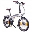 NCM Lyon 36V 20″ Bicicleta eléctrica Plegable E-Bike