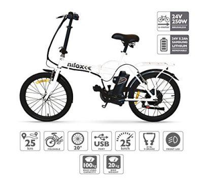 Nilox Bike 24 V