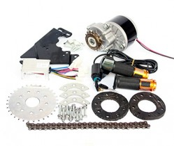L-faster 24V36V250W Electric Conversion Kit for Common Bike Left