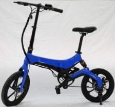 Onebot S6 Bicicleta Urbana Eléctrica Plegable con Batería de lítio 36V