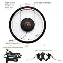 OUKANING – Kit de conversión de Motores eléctricos para Bicicleta, 48 V, 1000 W
