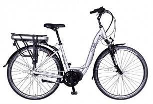 RYMEBIKES Bicicleta ELECTRICA 700C – Center