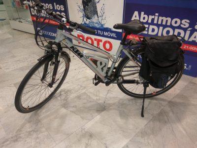 Bicicleta Electrica KTM