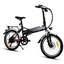 Teamyy Bicicleta Eléctrica de Montaña