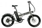 Tucano Bikes Monster 20. Bicicleta Eléctrica 20″ Motor: 500W-48V