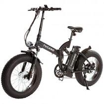 Tucano Bikes Monster 20″ FS Gris Antracite