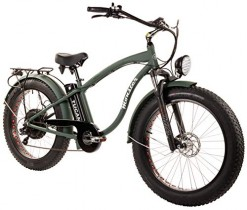 Tucano Bikes Monster 26. Bicicleta eléctrica 26″ Motor: 1.000W