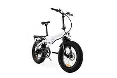 Tucano Bikes Monster HB Bicicleta Eléctrica Plegable blanco