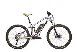 Whistle Bicicleta Eléctrica B-Rush