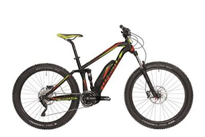 Whistle bicicleta eléctrica Yaw S 29